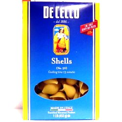 how to cook small pasta shells