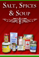Italian spices, salt and soups online