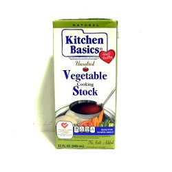 Stock Vegetable Unsalted Basic